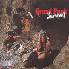 Grand Funk Railroad: Mark Farner (vocals, guitar, harmonica, keyboards); Don…