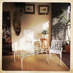 ANOUK offers an eclectic mix of vintage/retro furniture & décor.  Visit us: Instagram: @AnoukFurniture  Facebook: AnoukFurnitureDecor   January 2016, Cape Town, SA. Retro Furniture, Furniture Decor, Cape Town, Retro Vintage, Patio, January 2016, Photo And Video, Interior, Boho