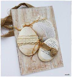 misha_cards / Veľkonočné vajíčka