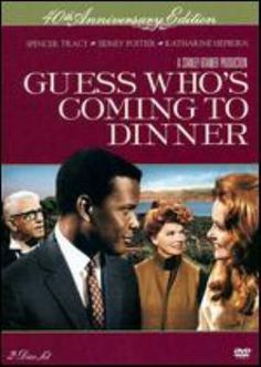 Spencer Tracy and Katharine Hepburn in Guess Who's Coming To Dinner