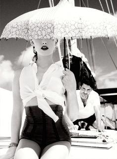 Voilier Ombrelle Parapluie