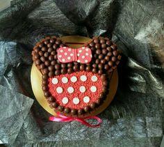 Minie cake by @gunaydin.cake