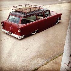 1955 Chevrolet Wagon