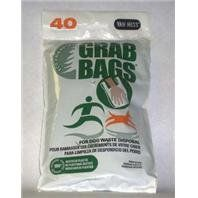 6 PACK DOG WASTE GRAB BAG, Size: 40 COUNT (Catalog Category: Dog:YARD CARE) - http://www.thepuppy.org/6-pack-dog-waste-grab-bag-size-40-count-catalog-category-dogyard-care/