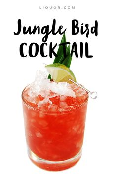 It's tiki cocktail time! Whip up this tasty #rum #cocktail after a long day to wind down or before a big event to kick the #party up.
