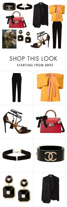 """""""LOVE ME TENDER"""" by laura-melissa-cortes on Polyvore featuring The Row, Rosie Assoulin, Dolce&Gabbana, Gucci, Anissa Kermiche, Chanel, Maria Canale, Hemingway y STELLA McCARTNEY"""