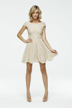 Paper Crown Dress