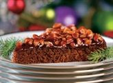 Holiday Fudge Torte