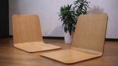 洗練されたデザイン♪無印良品の木製の座椅子 http://blog.livedoor.jp/dreammaker2008/archives/2057345.html