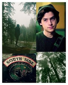 """Riverdale Jughead Jones Aesthetic Wallpaper 2"" by creepykid13 ❤ liked on Polyvore featuring art"