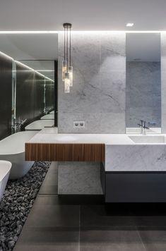 Relación con el exterior Luz Natural, Industrial, Interior Exterior, Cool Designs, Bathroom, Inspiration, Home Decor, Decorating, Arquitetura