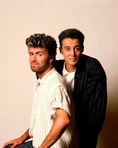 George Michael & Andrew