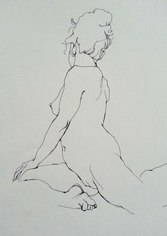 Life Drawing: Photo