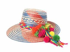 Colombian straw hat M