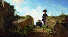 The Art of Carl Spitzweg - Carl Spitzweg led the way at a time when the European middle-class had taken up an interest in art with his work. His beautiful and ornate paintings are a joy to observe. - https://www.oddnugget.com/art-carl-spitzweg/