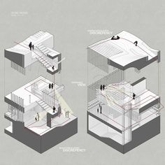 feeel, design, Connecting designers to the World Architecture Background, Architecture Collage, Architecture Details, Architecture Model Making, Architecture Concept Diagram, Architecture Diagrams, Boston Architectural College, Pratt Institute, Diagram Design