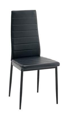 Καρέκλα τραπεζ. TOREBY μαύρη | JYSK