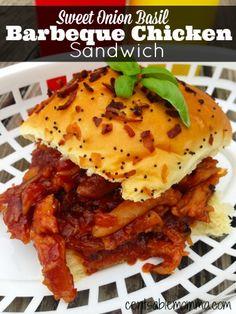 Barbecue Chicken Sandwich 04
