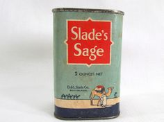 Slades spices