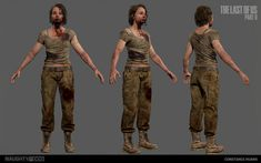 Zombie Cosplay, Danny Garcia, Cinematic Lighting, Character Art, Character Design, The Last Of Us2, Dog Runs, Matte Painting, Visual Effects