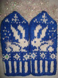 Mitten Gloves, Mittens, Knit Crochet, Crochet Hats, Balloon Crafts, Nordic Style, Knitting Socks, Knit Patterns, Charts