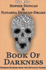 Book Of Darkness: The Horror Stories From The Wittegen Press Giveaway Games by Natasha Duncan-Drake, Sophie Duncan