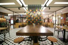 Toby's Estate Bondi Junction Westfield. Designed by Guru Projects.