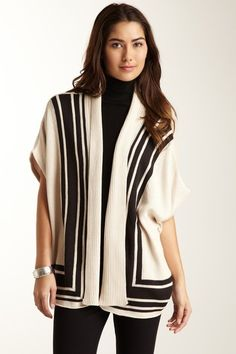 Tompkins Square Knit Cardigan--wonder if I can find a pattern like this