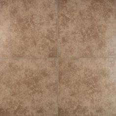 Merola Tile Attica Beige 16-7/8 in. x 16-7/8 in. Ceramic Floor and Wall Tile (14.15 sq. ft. / case)-FAZ18ATB - The Home Depot Ceramic Floor Tiles, Porcelain Tile, Wall Tiles, Stone Look Tile, Stone Mosaic, House Tiles, Commercial Flooring, Floor Decor, Glazed Ceramic