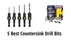 Best Countersink Drill Bits 2017