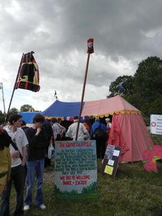 Tapping into History at the Tewkesbury Medieval Festival   Travel