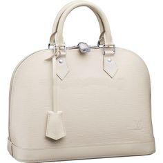 Louis Vuitton Epi Leather Alma M4030J AXZ
