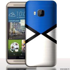 Housse pour portable HTC ONE M9 personnalisée - Coque telephone HTC M9 Capitaine América. #coque #personnalisée #M9 #Capitaine #america