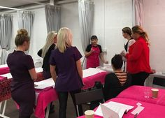 Welcome to the waxu family Beauty Avenue based in Liverpool! #IntimateWaxing #Training