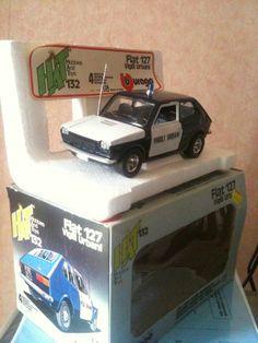 Fiat 127 Vigili Urbani