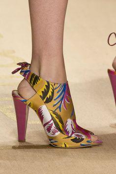Laura Biagiotti at Milan Spring 2015 | my sexy shoes2