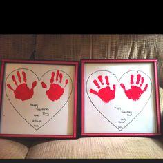 valentines present for the grandparents