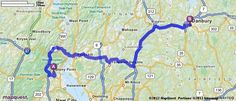 Driving Directions from Stony Point, New York to Danbury, Connecticut | MapQuest