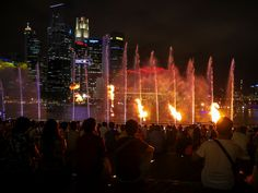 """Fire, Water and Light - The """"Wonder Full"""" Spectacular on the Marina Bay, Singapore (10)"""