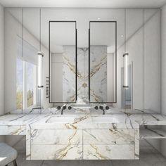 CGI by MWA: First Floor Bathroom: