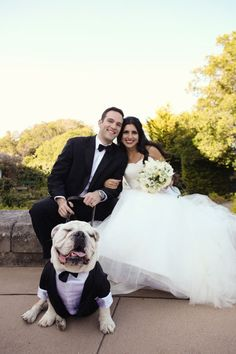 Mansion Wedding by Emily Dawn Photography OMG! Can you just picture Sarge in a tux! Will probably have to find one now. Can you just picture Sarge in a tux! Will probably have to find one now. Dog Wedding, Wedding Pictures, Dream Wedding, Wedding Day, Wedding Dress, Dog Cake Topper Wedding, Wearing A Tuxedo, Fine Art Wedding Photography, California Wedding