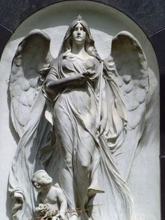 angel statue - Google Search More
