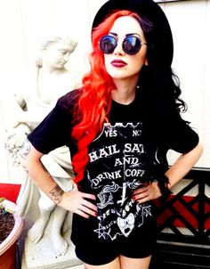 Ash Costello (New Years Day).