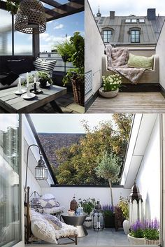 Home and Delicious: design: a room with a view