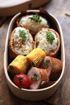 japanese food, sushi, sashimi, japanese sweets, for japan lovers Japanese Sweets, Japanese Bento Lunch Box, Bento Box Lunch, Japanese Food, Japanese Sashimi, Japanese Meals, Bento Recipes, Cooking Recipes, Boite A Lunch