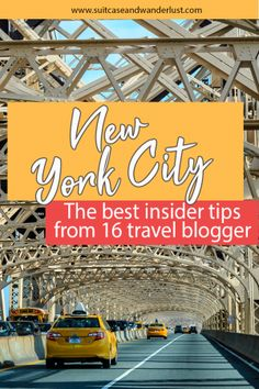 16 Travel blogger reveal their New York insider tips New York City Travel, New City, New Travel, Travel Usa, Family Travel, Travel Guides, Travel Tips, Travel Destinations, Family Road Trips
