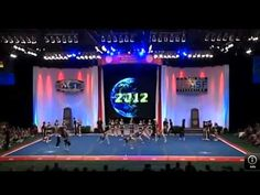 Cheer Central Suns - Rise SC5 Worlds 2012   My last performance ever :(