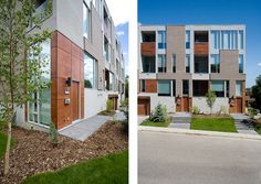 Luxe Bankview Townhousing by Davignon Martin / Architecture + Interior Design