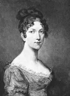 Elisa Bonaparte as Grand Duchess of Tuscany, 1809.