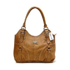 Coach In Embossed Medium Brown Satchels DFT Give You The Best feeling!